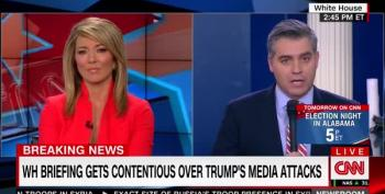 CNN's Jim Acosta: When Reporters Make A Mistake, 'Trump Wants To Weaponize It'