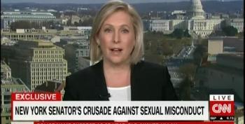 Sen. Gillibrand Calls For Trump Resignation