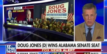 Fox News Talking Point: Doug Jones Is A Lame Duck Senator