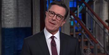 Colbert Smacks Jeanine Pirro On Her FBI/DOJ Attacks