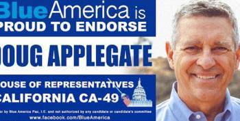 Jonathan Tasini Interviews Progressive Candidate Doug Applegate