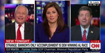 CNN Host To Roy Moore Shill: 'You Were Okay With A Child Molester In The Senate?'