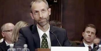 Watch As Trump Judicial Nominee Can't Answer Any Basic Legal Questions