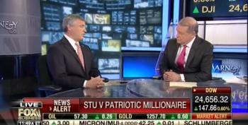 Stuart Varney Has Hissy Fit Over Headline, Demands Guest 'Apologize And Take It Back!'