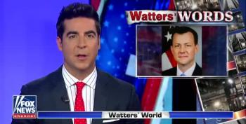 Fox News' Jesse Waters: FBI 'Was Weaponized To Destroy [Trump] Presidency'