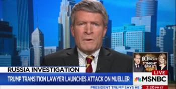 Richard Painter: Mueller Ought To Be Looking Into Members Of Congress