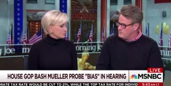 Scarborough Calls Fox 'State Media'