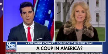 Kellyanne Conway On FBI: 'The Fix Was In From The Beginning'