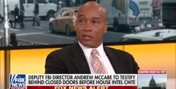 Kevin Jackson Wonders If FBI Agent Was Plotting An 'Assassination Attempt Or Whatever' On Trump