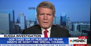 Richard Painter: Republicans Who Browbeat McCabe Are Guilty Of Witness Intimidation