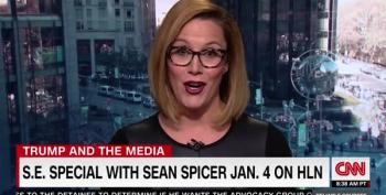 S.E. Cupp Touts Her Upcoming, Softball, Hour-Long Interview With Sean Spicer