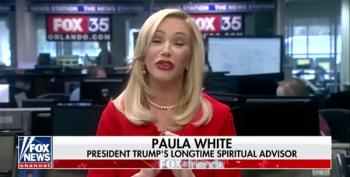 Trump's 'Spiritual Advisor' Tells Fox And Friends What A Great Christian He Is