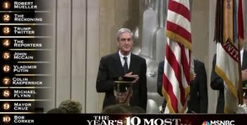 2017 Crookie Good Guy Awards: Robert Mueller!