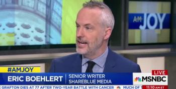 Eric Boehlert To The Media: Stop Interviewing Trump Voters And Pretending They're The Most Important People In America