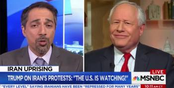 Bill Kristol Erupts In Anger After Being Reminded Of His Wish To Bomb Iran