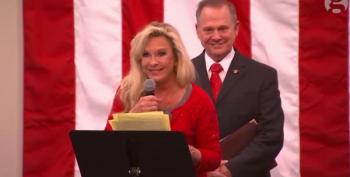 Never Forget:  Mrs. Roy Moore's Lawyer Is A Jew!