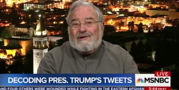 George Lakoff Explains Why Media Should Stop Covering Trump's Deranged Tweets