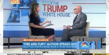 Michael Wolff: Trump Is Like A Pinball