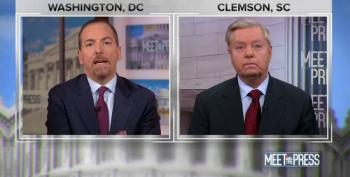 Chuck Todd Allows Lindsey Graham To Muddy The Waters In The Mueller Investigation