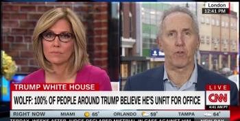 Tony Schwartz: Trump Has 'Clearly Deteriorated'