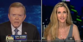 Ann Coulter And Lou Dobbs Are So Sad Over Trump's Immigration Talk