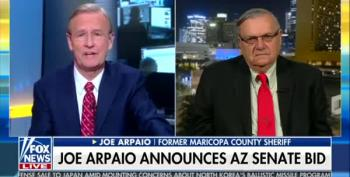 Steve Doocy Even More Stupid Than Usual In Joe Arpaio Interview