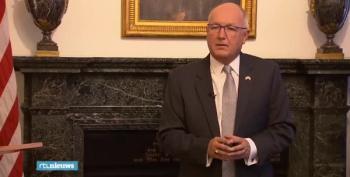Trump's Netherlands Ambassador Humiliated, Again