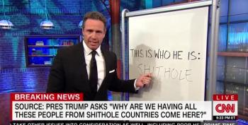 Chris Cuomo Explains Who Trump Is In One Word