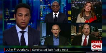 John Fredricks Ejected From Don Lemon's Panel After Calling Him 'Lazy'