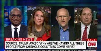 Rick Wilson Tells CNN Panelist To 'Go On Amazon, Order Yourself A Pointy White Hat!'