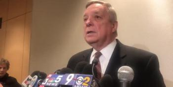 Dick Durbin Calls Out Trump: 'Said Hateful Things...Repeatedly'