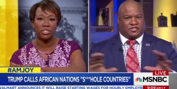 Joy Reid Sends Trump Surrogate 'Pastor' Packing