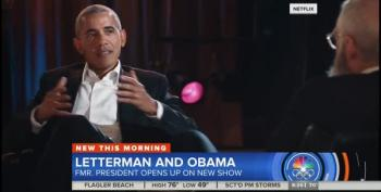 President Obama: Fox Viewers 'Living On A Different Planet'