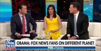 Fox Attacks Obama For Saying Their Viewers 'Live On A Different Planet'