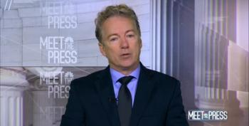 Sen. Rand Paul:  No 'Immigration Compromise If Everybody's 'Calling The President A Racist'