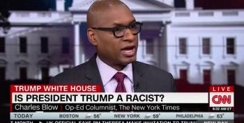 Charles Blow: Trump Supporters Put Themselves In The 'Basket Of Deplorables'