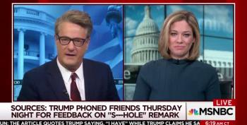 Joe Scarborough Imagines 'All' The Southern Republicans Who Don't Support Trump