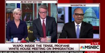 Morning Joe On How The Immigration Deal Was Sandbagged By Hardliners