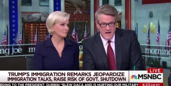 Scarborough To Dems: Don't Help Republicans Keep Government Open
