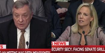 DHS Secretary Confirms Durbin On 'Shithole' Comment Without Saying It