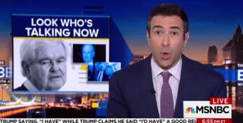 Ari Melber: What 'Moral Majority'? 'Christian' Republicans Defend 'Shithole'