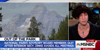 Velshi And Ruhle: Mass Resignations At National Park Board Over Zinke