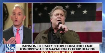 AP Report: White House Advised On Bannon's Testimony With His Lawyer In Real-Time