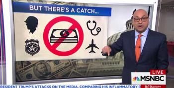 Ali Velshi Explains What Happens In A Government Shutdown