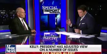 Gen. Kelly Tells Fox News: Trump Has 'Adjusted And 'Evolved' On  A Number Of Issues