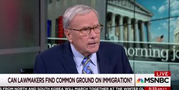 Tom Brokaw Tells Black Caucus To Listen To Trump More - No, Really