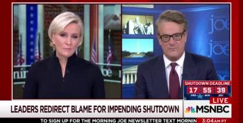 Morning Joe On Republicans: They Can't Even Keep The Lights On