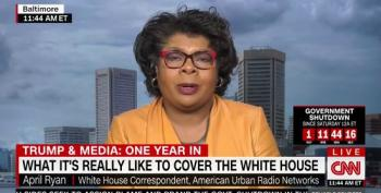 April Ryan Describes Receiving Death Threats For Asking Trump If He's A Racist