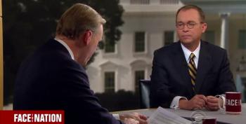 CBS' John Dickerson Asks Mick Mulvaney To Explain His 'Xenophobia' Comment From 2015