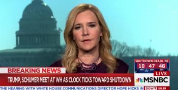 Republicans Start To Notice Trump 'Is Not A Fair Broker'